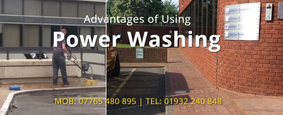What Are the Key Advantages of Using Power Washing for Your Building?