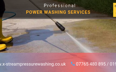 6 Key Reasons to Hire Professional Power Washing Services
